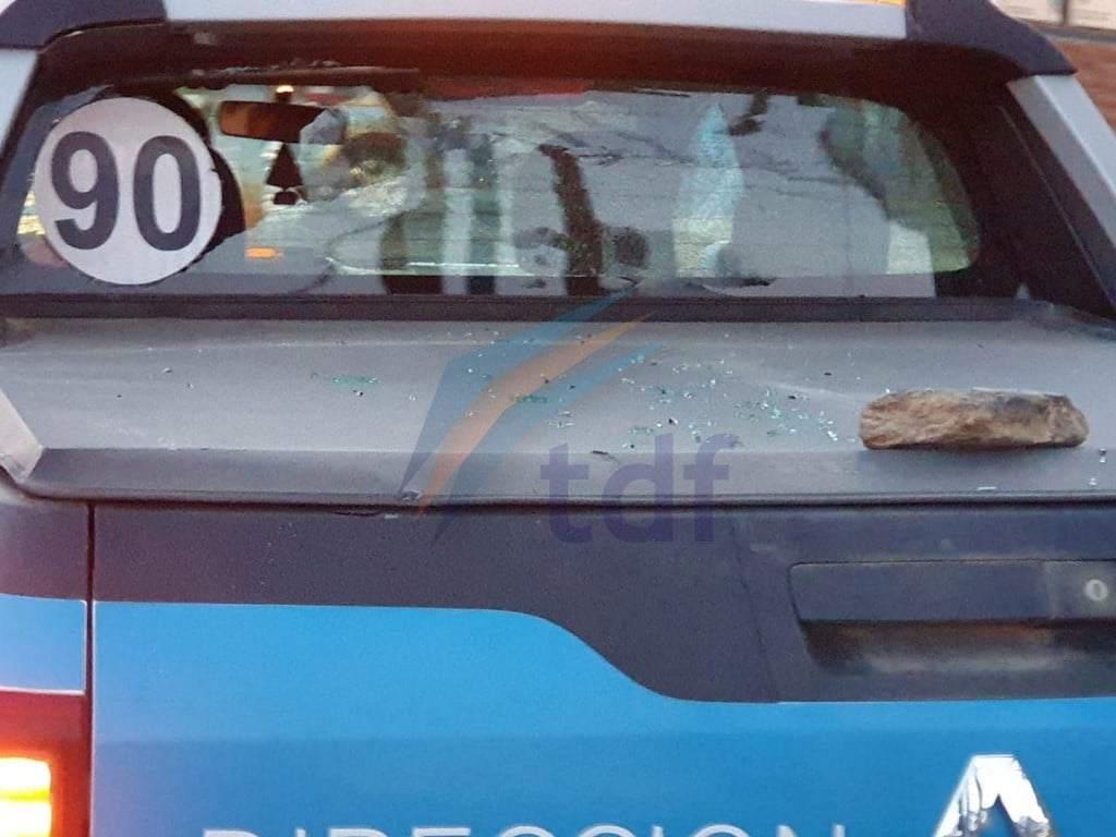 Inspectores municipales agredidos de un piedrazo en Ushuaia - Actualidad TDF