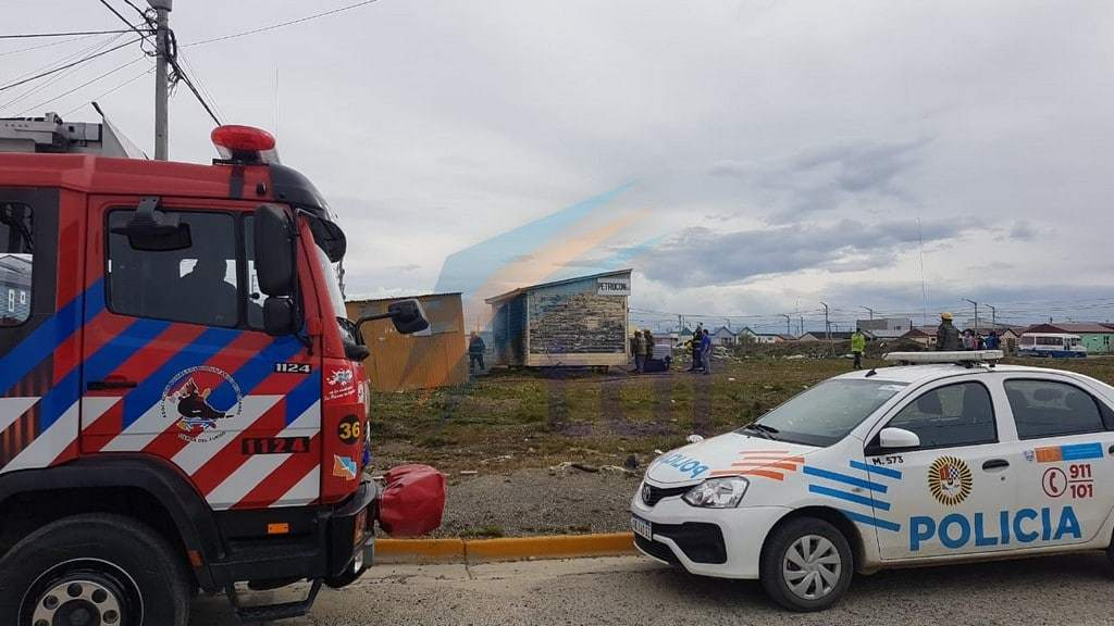Tarde de sábado de incendios en Río Grande - Actualidad TDF