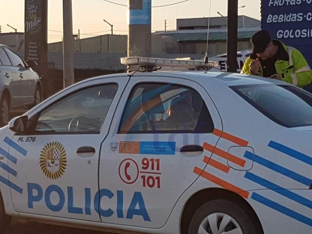 Dos detenidos en cinematográfica persecución en la margen sur