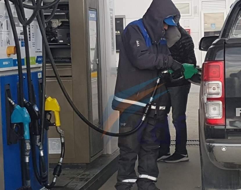 YPF aumentó el combustible, con un sorpresivo 3,5%