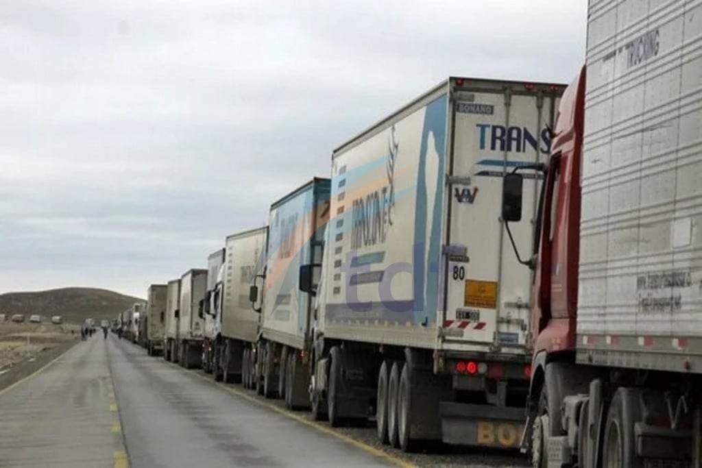 Transportistas aseguran que se encarecieron los costos en Río Gallegos por casi 45 mil pesos por camión