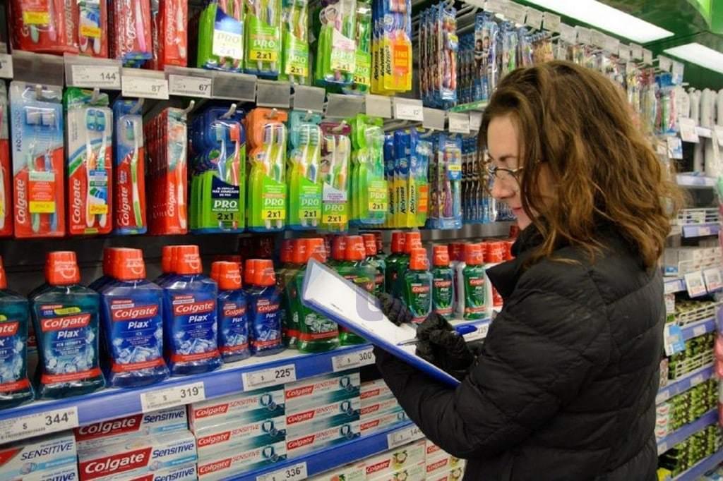 Municipio de Ushuaia realizó relevamiento de precios y dio intervención a la provincia