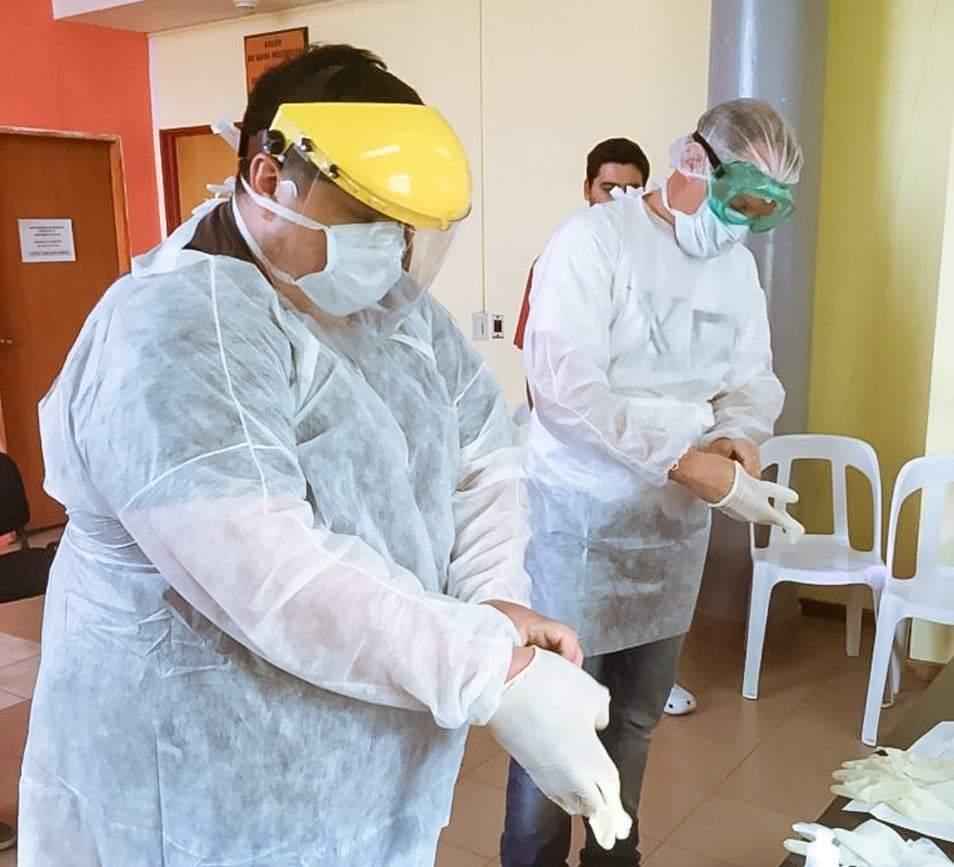 Son 22 los casos positivos de coronavirus en Tierra del Fuego, todos en Ushuaia