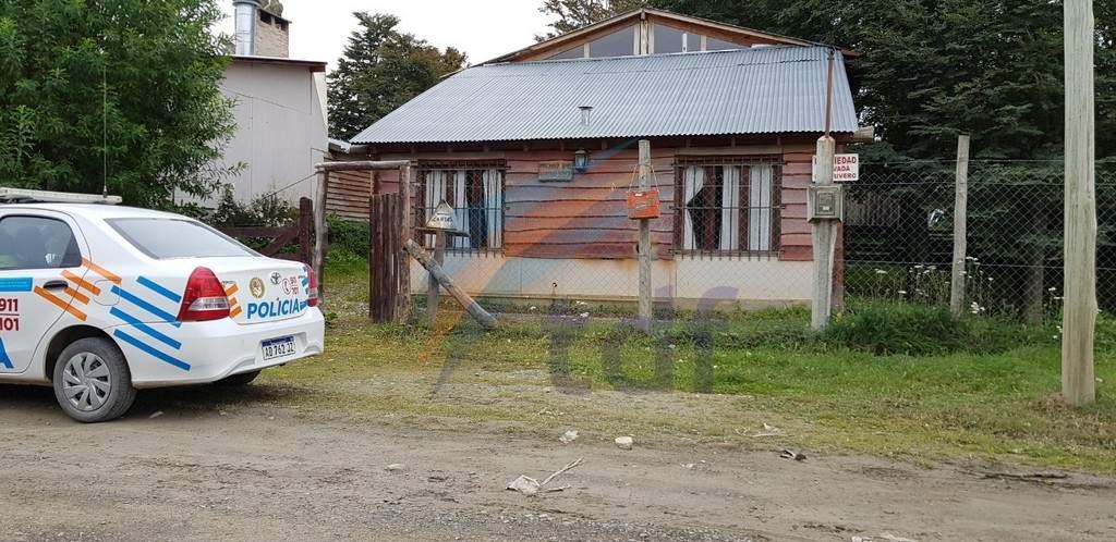 Robaron en una casa de fin de semana en Tolhuin