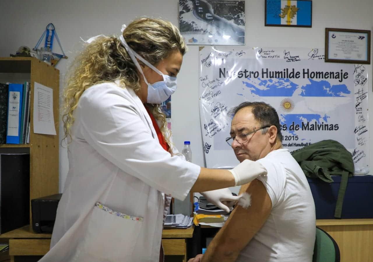 Inician campaña de vacunación antigripal a Veteranos de Guerra