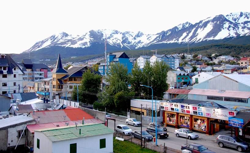 Un hombre robó a otro 12 mil pesos en un asalto callejero en el centro de Ushuaia