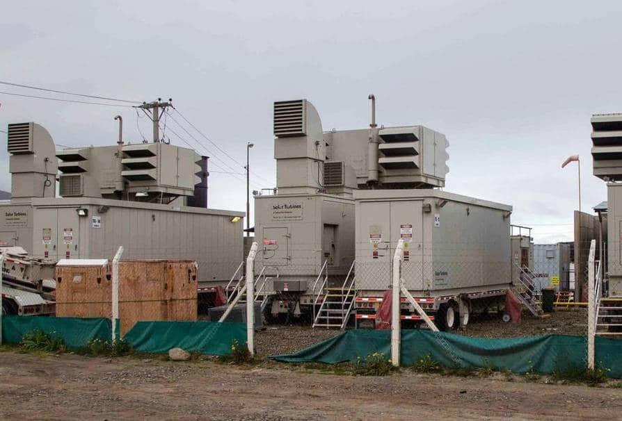 """Advierten que el parque energético en Ushuaia esta """"en una situación crítica"""" por la falta de mantenimiento"""