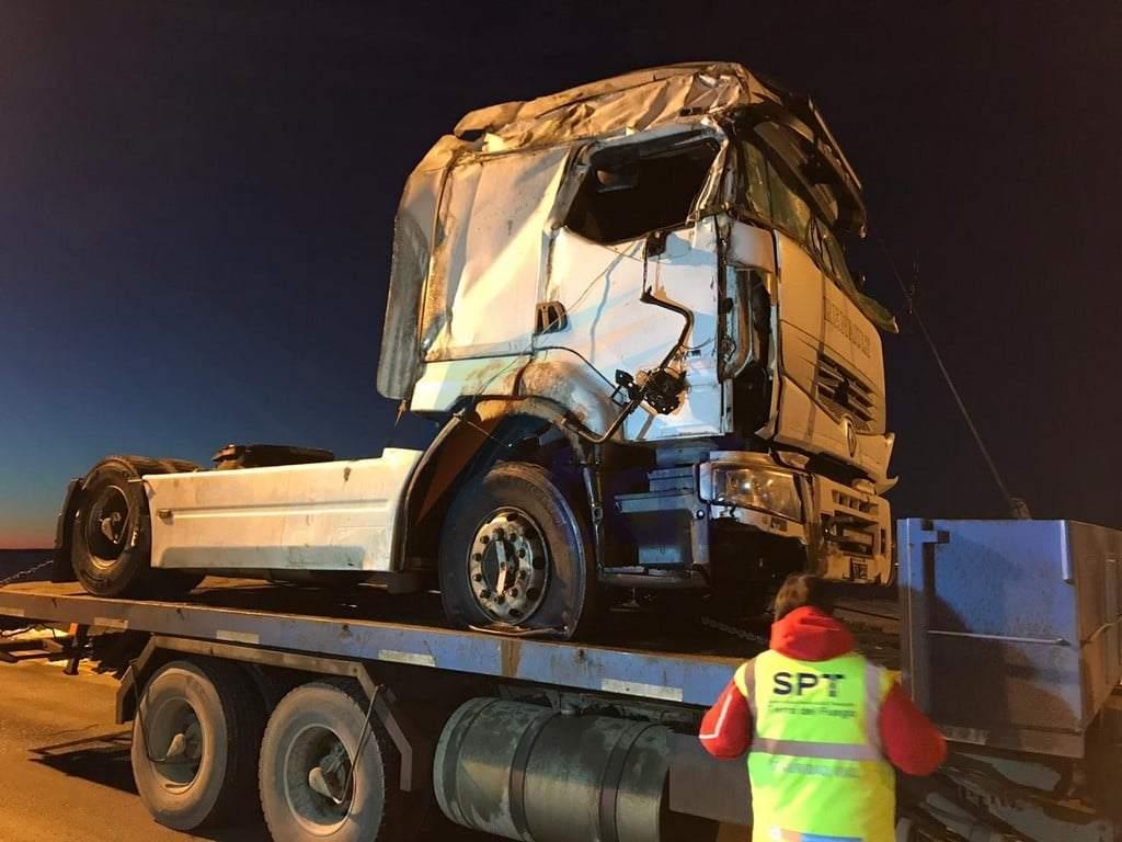 Volvió a la provincia el camionero de la polémica «Renolito»