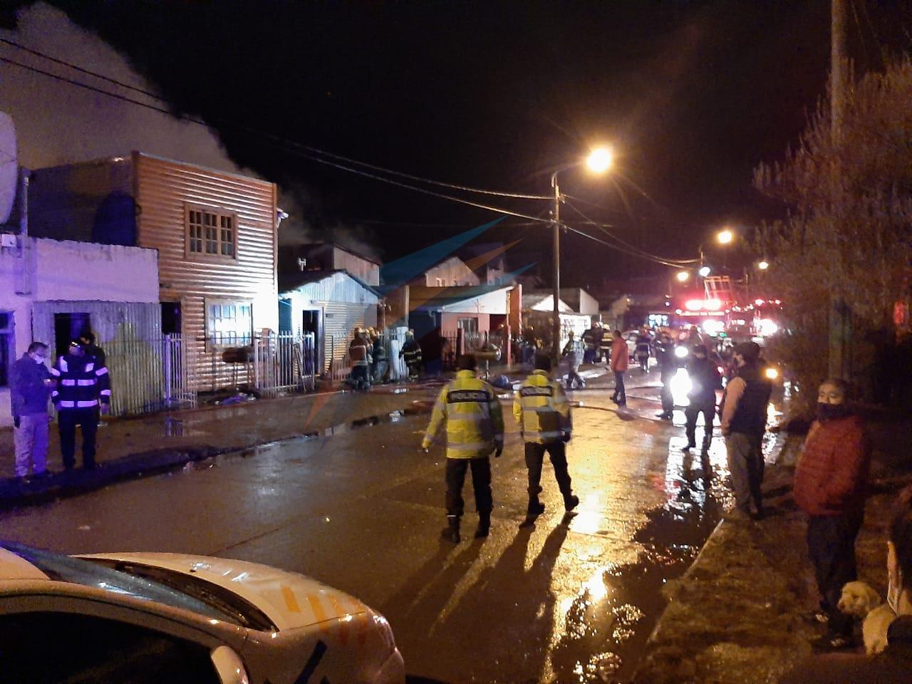 Numerosos centros de donación dispuestos para recibir la ayuda solidaria a los damnificados por el incendio