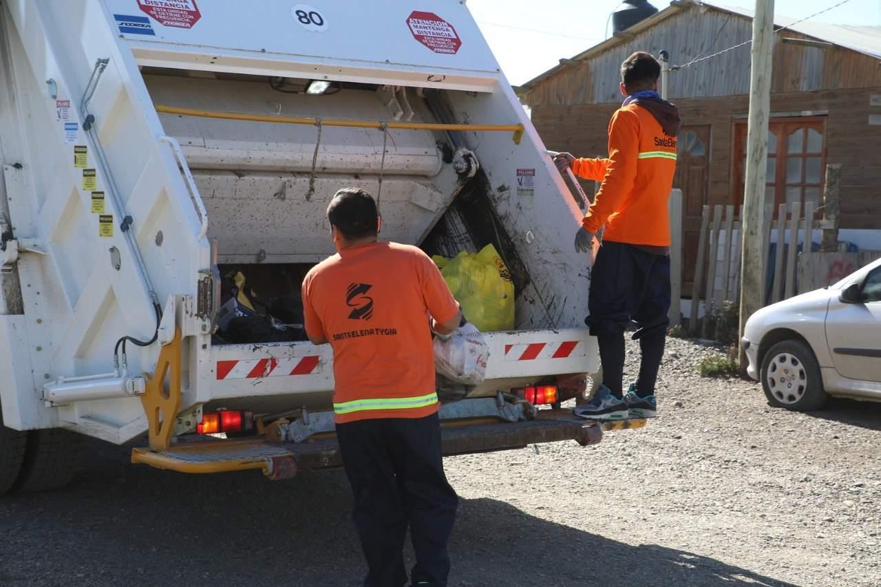 Se reiteran los días asignados a cada barrio para el servicio de residuos domiciliarios