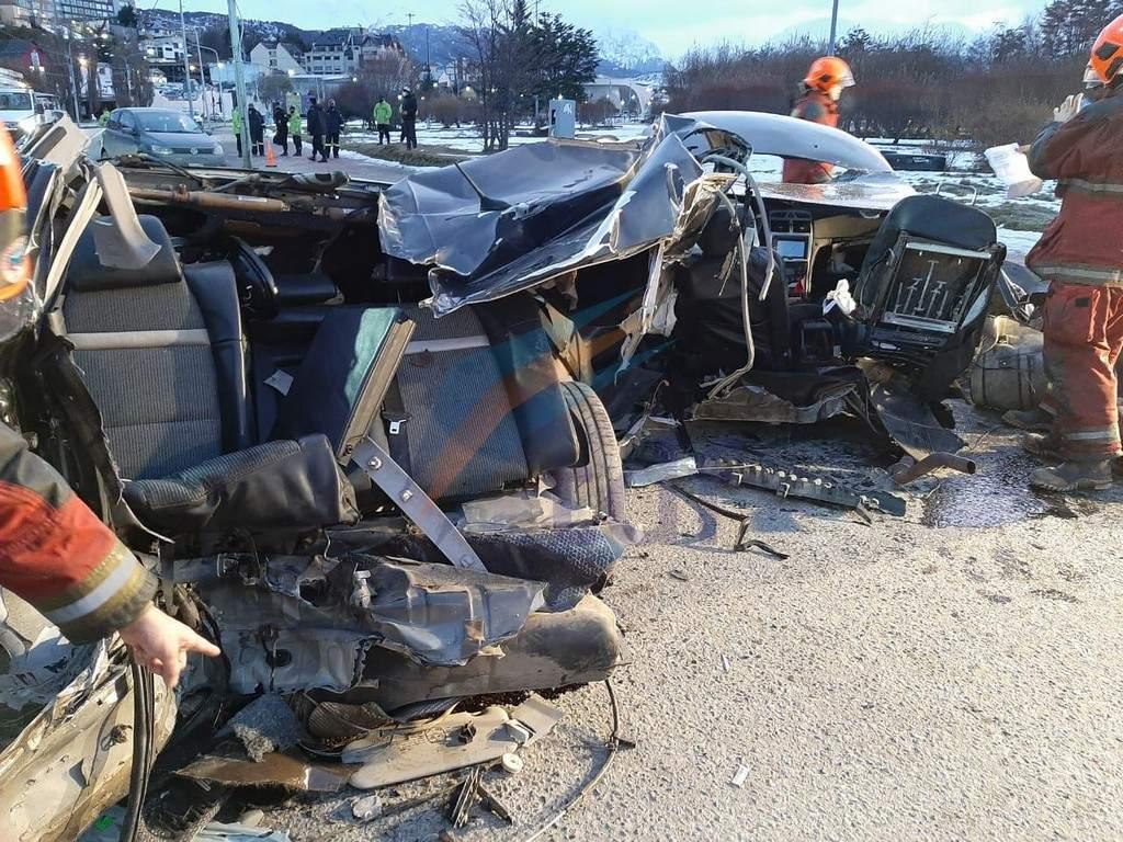 El martes inicia en Ushuaia el juicio a conductor por un fatal accidente en el que murieron 2 personas