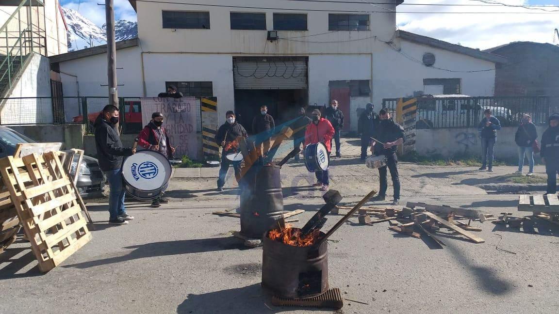 Movilización de ATE en Ushuaia: «Marchamos por un salario digno»
