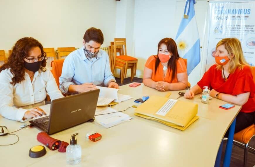 Obras Públicas abrió los sobres para las obras complementarias del Centro Modular Sanitario para Ushuaia