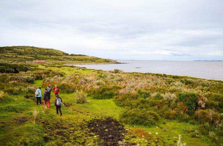 El Gobernador Melella declaró de Interés Ambiental, Natural y Cultural a Península Mitre