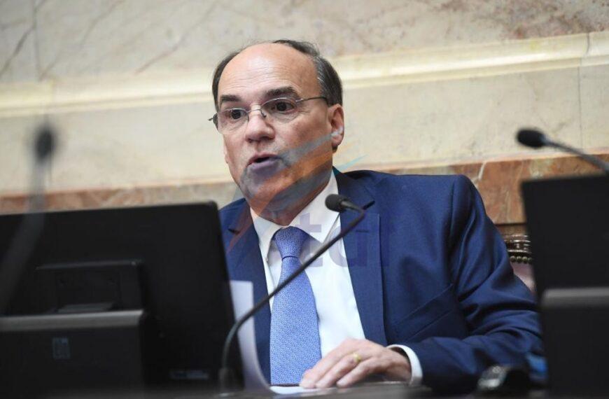 Blanco pidió citar a Aníbal Fernández al Senado para dar explicaciones por los atentados perpetrados por la Resistencia Ancestral Mapuche
