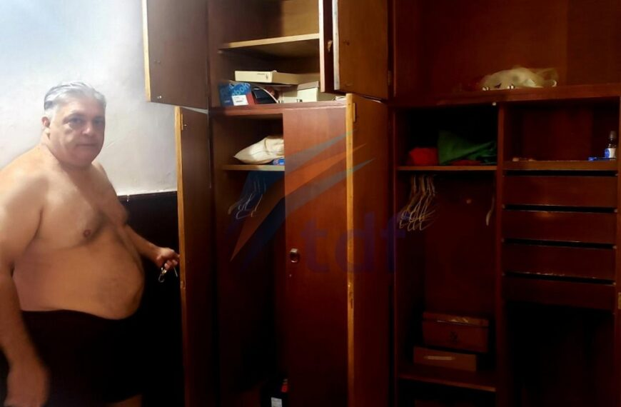 Familia riograndense sufrió el robo de todas sus pertenencias en sus vacaciones en Córdoba