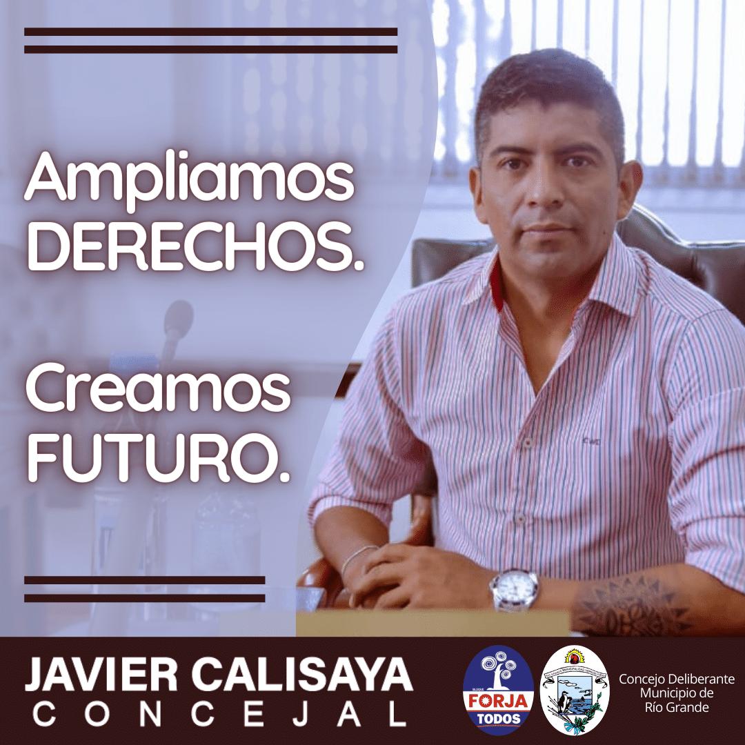 Javier Calisaya