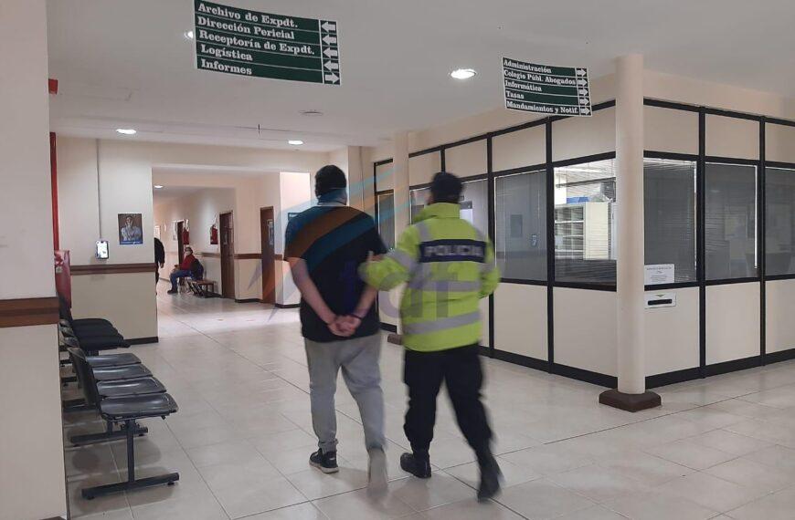 Excarcelaron a los 3 detenidos del fin de semana tras la indagatoria