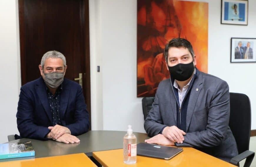 Ferraresi y Perez firmaron un convenio para otorgar créditos hipotecarios