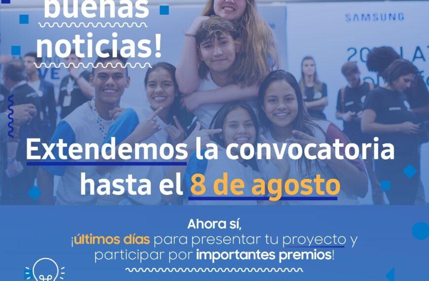 """Se extendió hasta el 8 de agosto la convocatoria para la presentación de proyectos de """"Soluciones para el Futuro 2021"""""""
