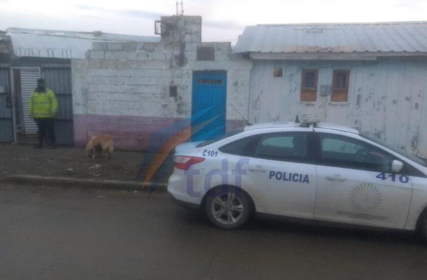 Policías encontraron elementos que habían sido robados en un allanamiento