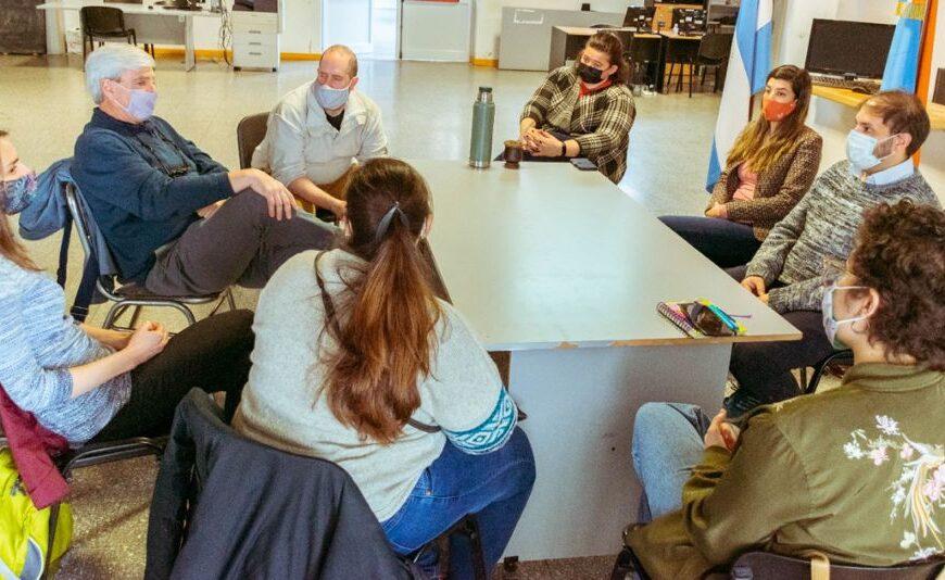 El CIT Tierra del Fuego reinicia sus actividades presenciales en la sede de la UNTDF Río Grande