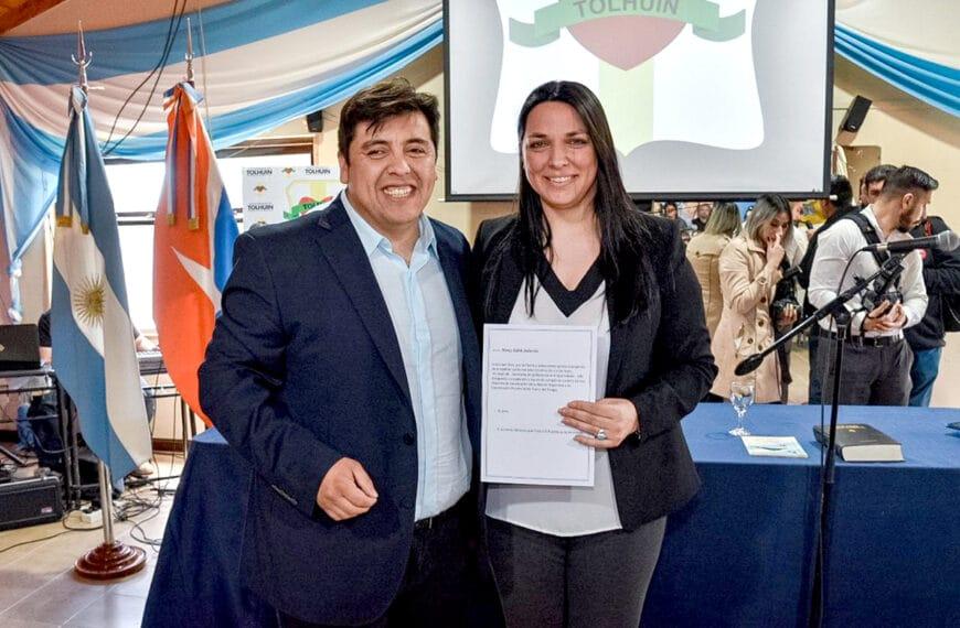 Renunció el brazo político de Harrington en Tolhuin; la secretaria de Gobierno Nancy Jodurcha