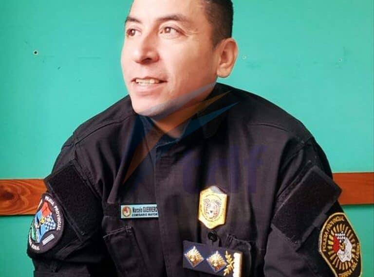 """El """"comisario WhatsApp"""" vuelve a Río Grande ante falencias operativas en la Policía"""