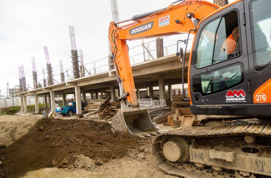 El Gobierno de la provincia anunció el reinicio de la obra de ampliación del Hospital Regional Ushuaia