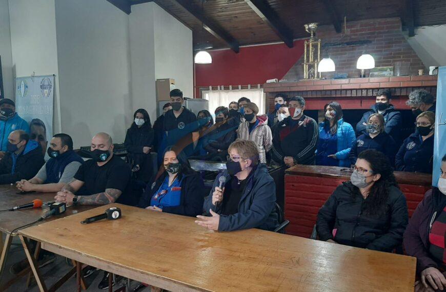 """Conferencia de prensa de gremios textiles por la prórroga del subrégimen industrial: """"Estamos pidiendo las mismas condiciones"""""""